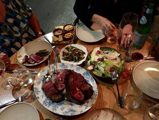 Balmain, Australien: Fantastic steak
