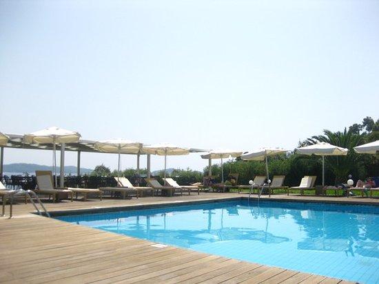 Vasilias, Greece: del av poolen