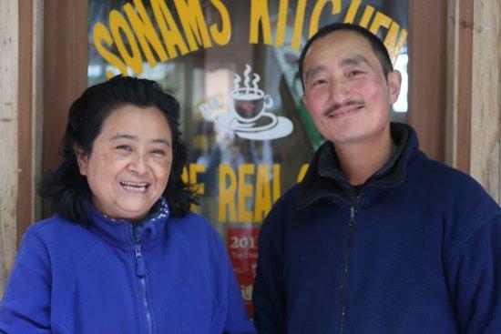 Sonam's Kitchen: SONAMさんと旦那様