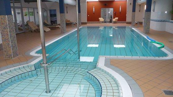 Seehotel Grossherzog von Mecklenburg: Schwimmbecken