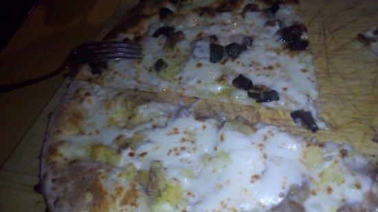 Tenuta del Re: pizza gourmet