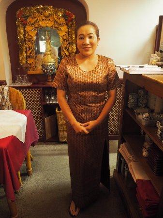 The Thai House : Lovely dress!