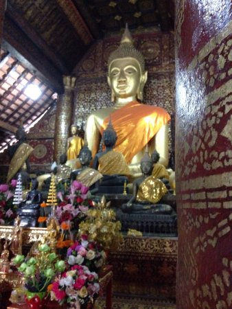 Xiengthong Palace: Amazing temple