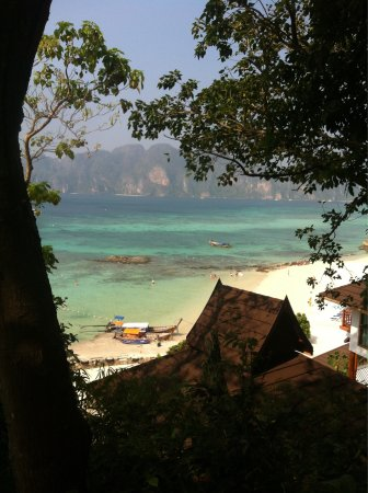 Phi Phi Hill Resort: Incantevole vista