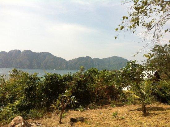 Phi Phi Hill Resort: Incantevole vista