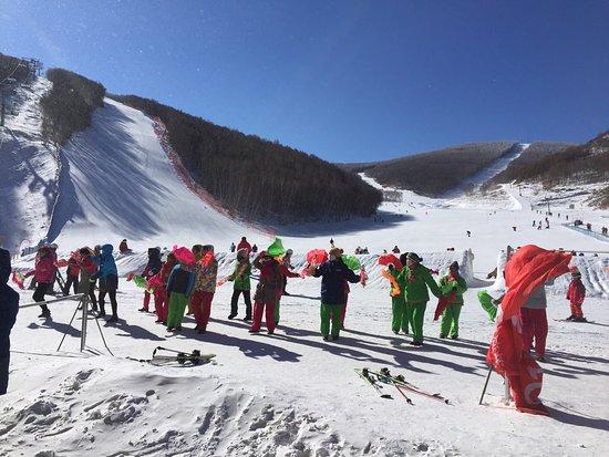 Duolemeidi Ski Resort: 多乐美地滑雪场