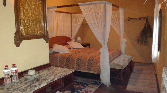 Tagamanent, Spain: Preciosa habitación