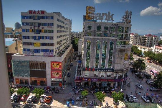 Hairulan Hotel Sanya Qiche Building 9F