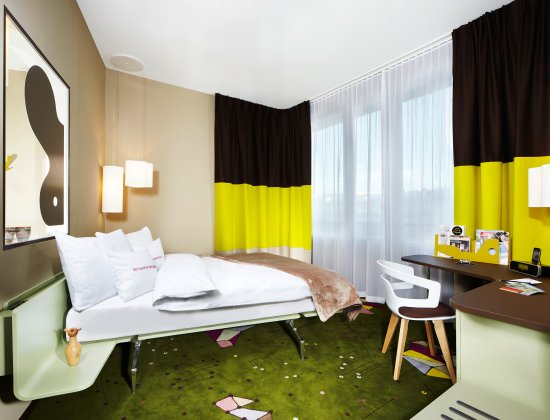 25hours Hotel Zurich West