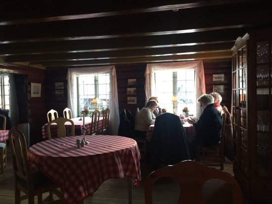 Porsgrunn, Norvège : Lunt og hjemmekoselig.
