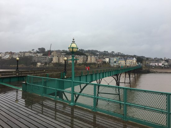 Clevedon pictures traveller photos of clevedon somerset tripadvisor - Il giardino clevedon ...