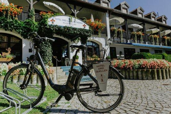 Bad Griesbach im Rottal, Germany: Aussenansicht