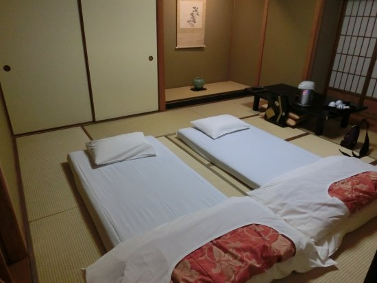 Sumoto, Japan: Beds