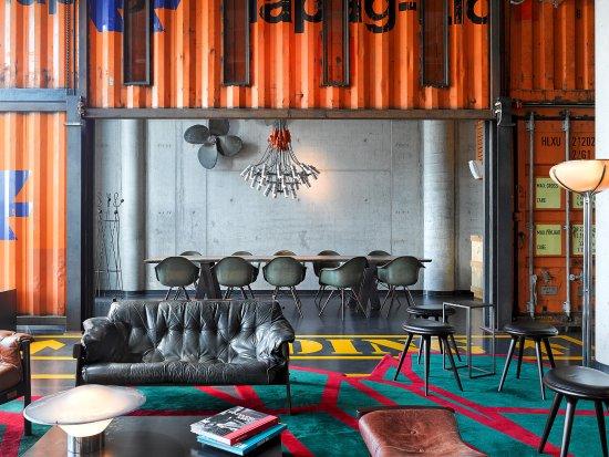 Container Bild Von 25hours Hotel Hafencity Hamburg Tripadvisor