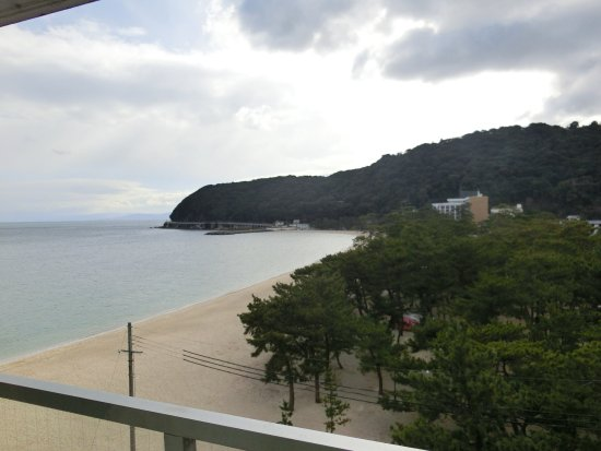 Sumoto, Japan: View from the room