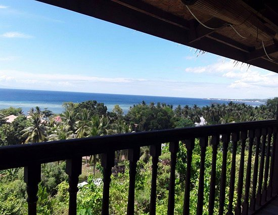 Alcoy, Philippines: the view