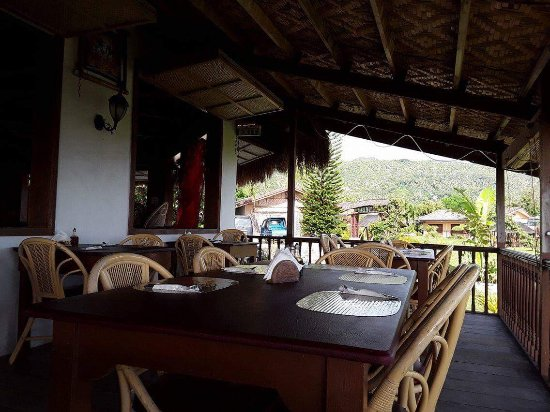 Alcoy, Philippines: restaurant