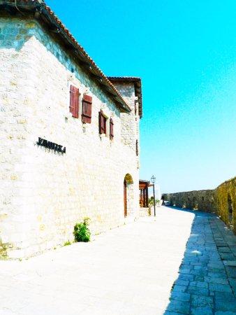 Ulcinj, Monténégro : В Старом граде