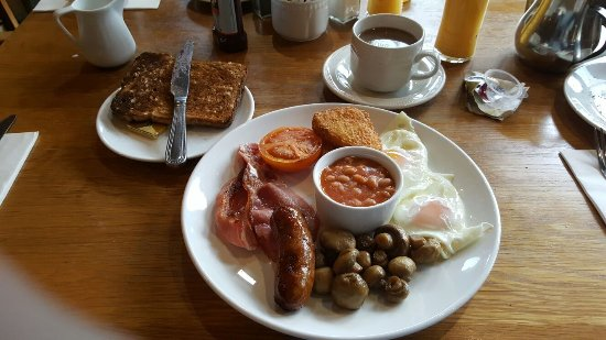 Attleborough, UK: wonderful breakfast