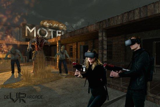 De VR Arcade Amsterdam