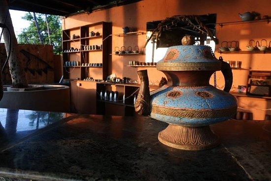 Chapora, อินเดีย: Tea Bar