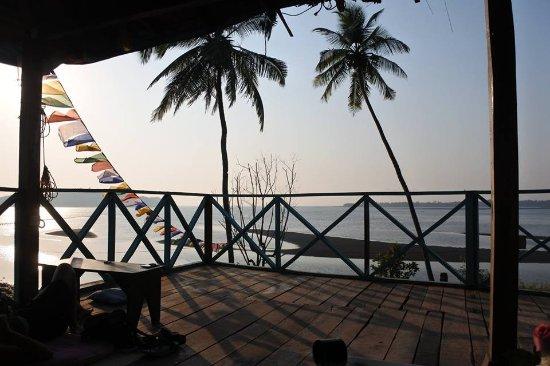 Chapora, อินเดีย: God's Deck