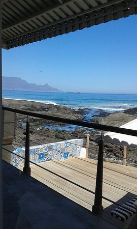 Bloubergstrand, South Africa: View from On the Rocks