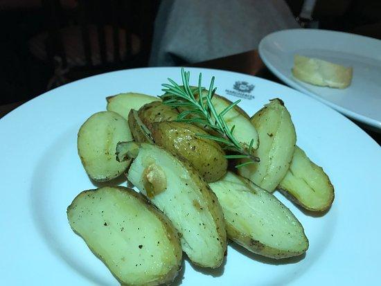 Margherita: patate