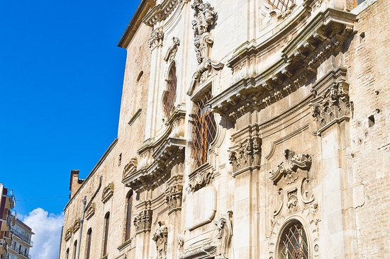 Chiesa di San Lorenzo delle Benedettine