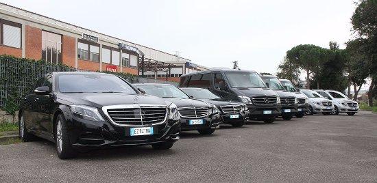 Prestige Rent: Our luxury Mercedes S class long version