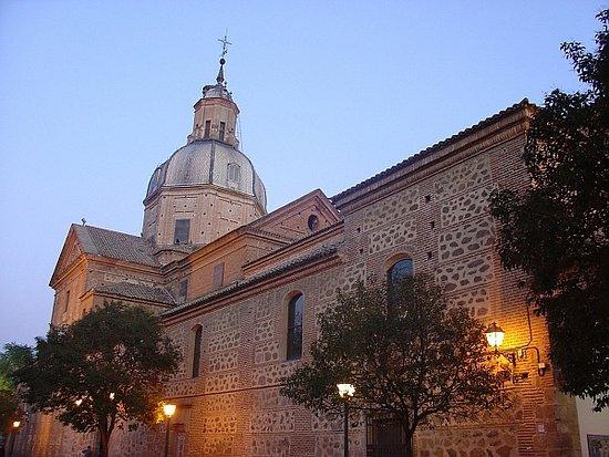 Talavera de la Reina, Spanien: Lateral de la Basilica
