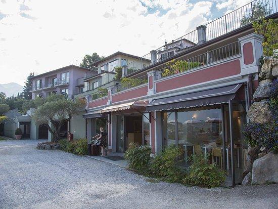 Vista dalla Reception - Picture of Borgo Le Terrazze, Bellagio ...