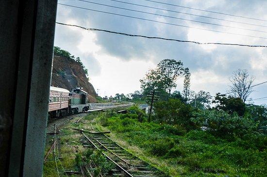 Demodara Loop: В поезде