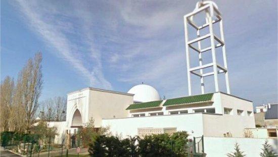 Mosquee Al Salam de Dammarie-les-Lys