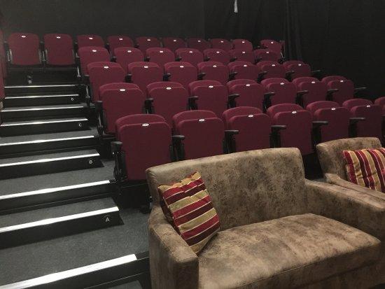 Helensburgh, UK: Screen 2