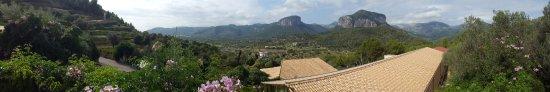 Alaró, Spanien: Panoramic views