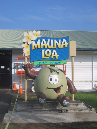 Keaau, HI: Way into the store