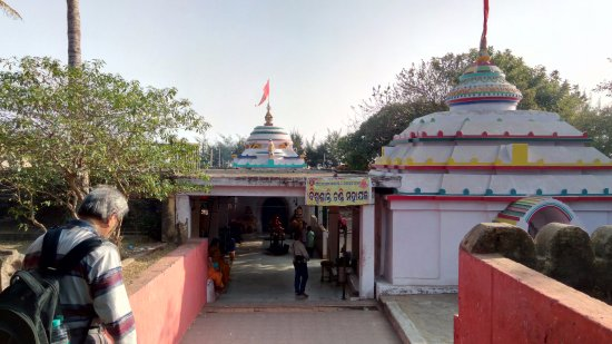 Goddess Ramachandi Temple