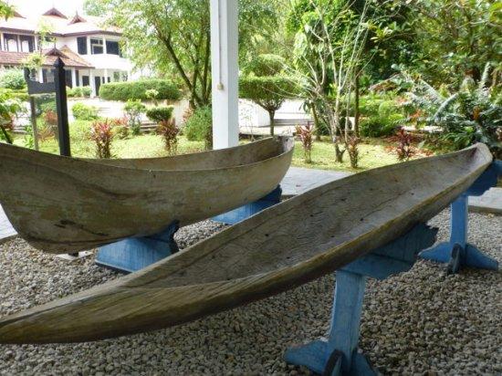 Kuala Terengganu, Malesia: Alte Boote