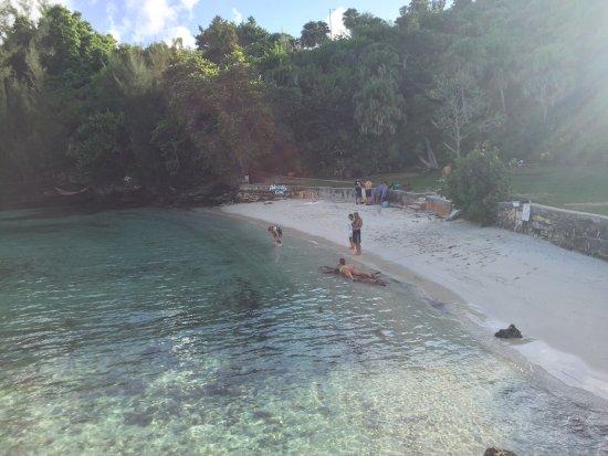 Гамильтон, Бермуды: Beach