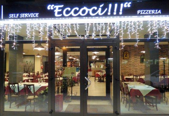 Eccoci casalecchio di reno restaurant reviews phone for Hotel casalecchio bologna