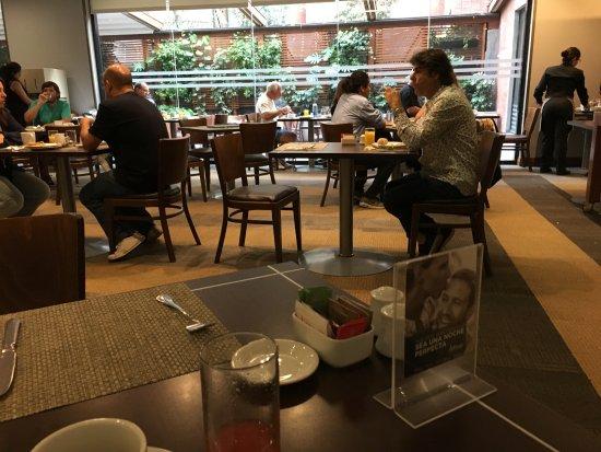 Area Desayuno