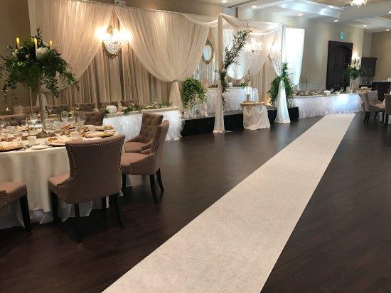 New Hamburg, Καναδάς: Banquet Hall
