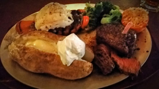 Dillsboro, Carolina del Norte: Boots Steakhouse