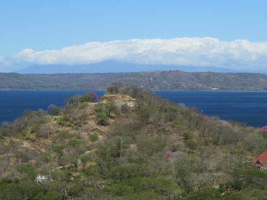 Gulf of Papagayo, Costa Rica: Scenic overlook