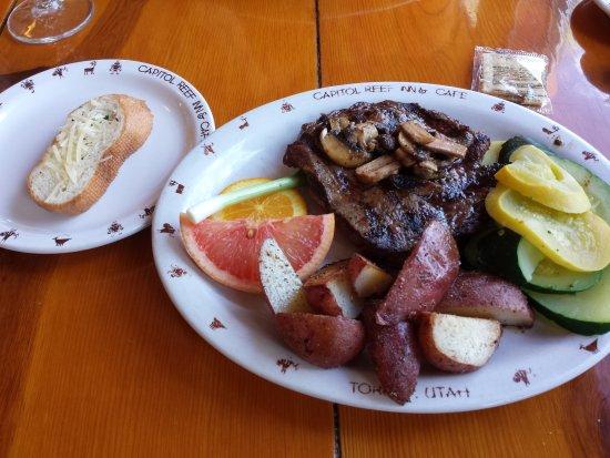 Torrey, UT: Steak