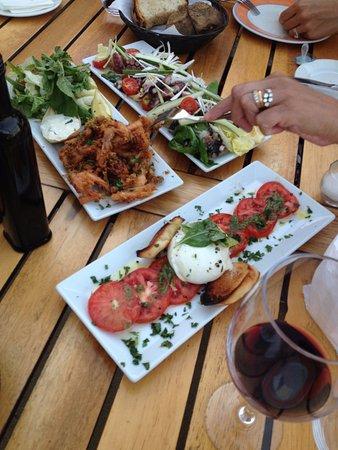 Ta' Xbiex, Malta: Seafood & Colour