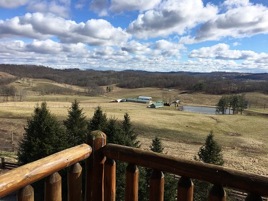 Salesville, OH: We visited on Valentines Day 2017, very beautiful peaceful gettaway.. would definitely love to c