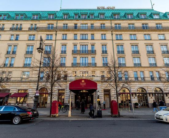 Bilder Hotel Adlon Berlin