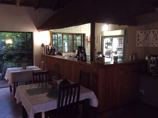 Addo, South Africa: restaurant